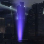 Location - Gotham Brainiac Incursion Zone Master Acrobat Challenge