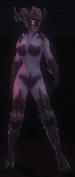 Demon Figurine Trinket (Female)