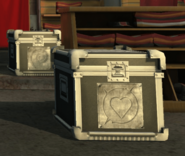 Gear Chest at Short Order