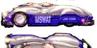 MPD SWAT Van