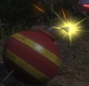 Joker's bomb