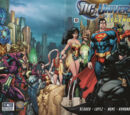 DCUO Comic Cover Art