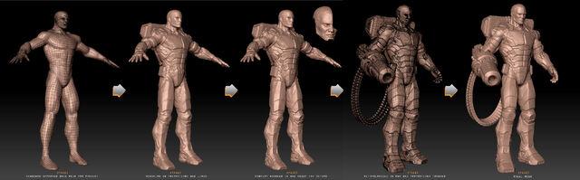 File:Cyborg ZbrushCentralComp.jpg