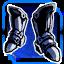 Icon Feet 002 Blue