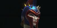 Vengeance-Bound Helmet