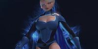 Hopeful Power Girl
