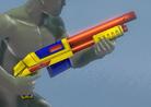 RiflePistol-GripShotgun