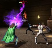 The Demon Inside titans battle