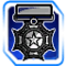BI Medal Blue