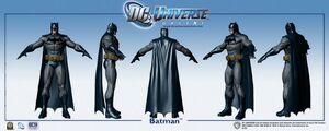 DC ren char Batman multi