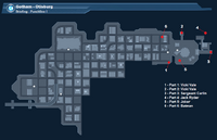 Punchline I - Locations