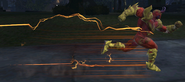 Super speed wrath demon