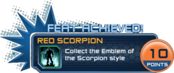 Feat - Red Scorpion