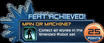 Feat - Man or Machine