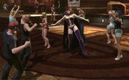 Sheeda's Den dancing