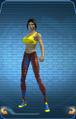 LegsShieldedRobotFemale