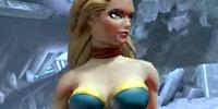 Bombshell Supergirl