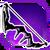 Icon Bow 003 Purple copy