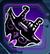 Icon Martial Arts 004 Purple