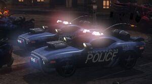 GCPDPatrolCars