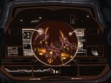 Hall of Doom Brainiac ship screen