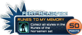 Feat - Runes to my Memory