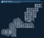 U of Gotham - Criminal Sciences Map