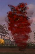 Red Tornado glitch
