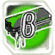 Equipment Mod Beta Green (icon)
