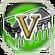 Equipment Mod V Expert Green (icon)