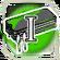 Equipment Mod I Green (icon)