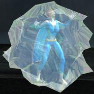 Frozen opponent