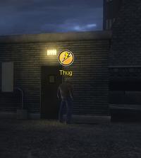 Heroic Acts - Thug Burglary