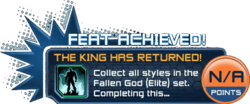 Feat - The King Has Returned