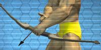 Healer's Embattled Bow
