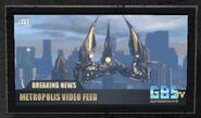 Flatscreen - Metropolis Feed