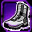 Icon Feet 013 Purple