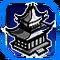 BI Pagoda Blue