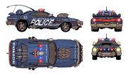 Gothamsquadcar by chuckdee