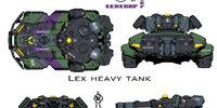 LexCorp Heavy Assault Tank