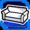 BI Couch Blue