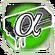 Equipment Mod Alpha Green (icon)