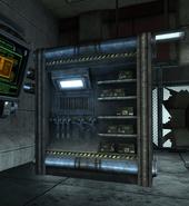 Military Gun Locker (Stryker's Island Penitentiary)