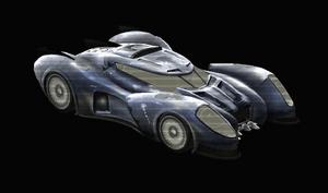 Batcave - Batmobile