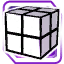 Icon Simple Box Purple