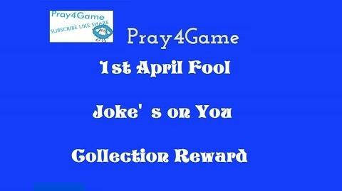 DCUO 1st April Fool Collection & Reward