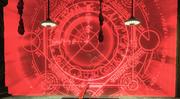 Trigon's Blood magical barrier