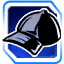 Icon Head Cap 001 Blue
