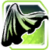 Icon Back Cape 001 Green