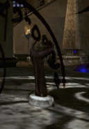 Macabre Candle Holder (Sentinels of Magic Base (Midtown))